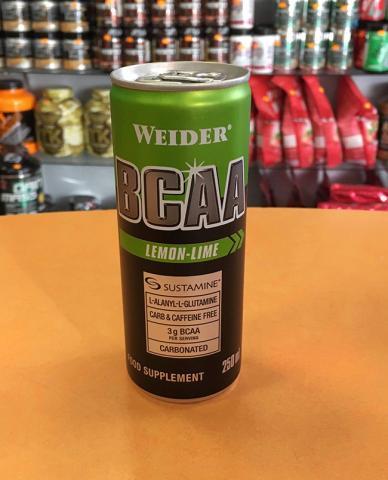 bcaa weider drink