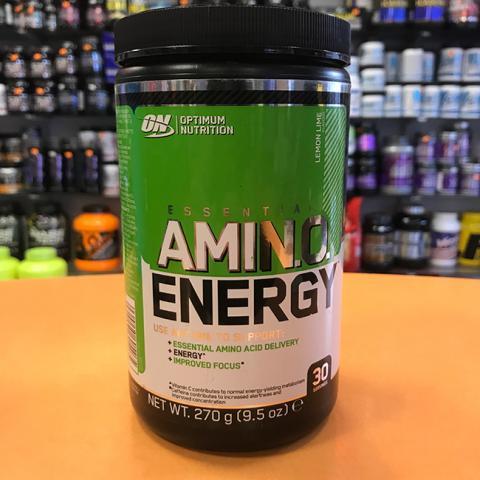 amino energy paris 17