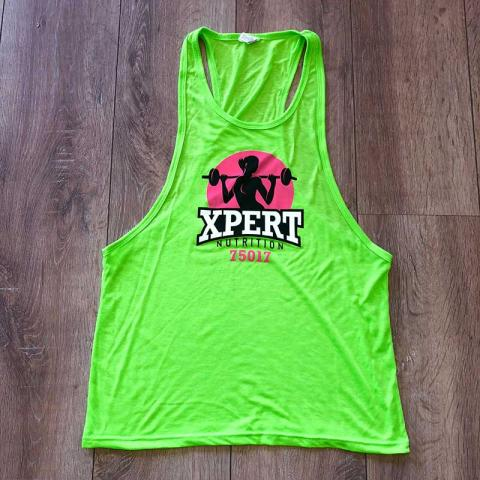 tee shirt Xpert nutrition