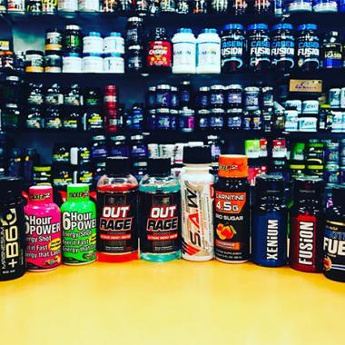boutique nutrition sportive