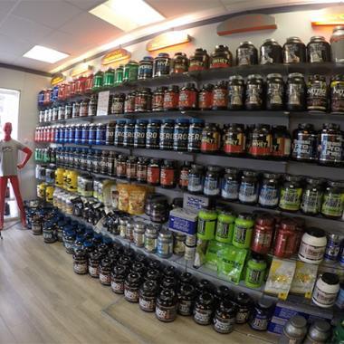 Boutique nutrition suresnes