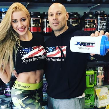 xpert nutrition gainer